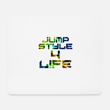 Jumpstyle Jumpstyle 4 Life - Mouse Pad