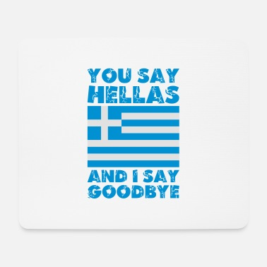 Quarterfinals Hellas Goodbye - Mouse Pad
