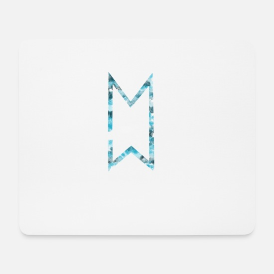 Game Mouse Pads - DESIGN - Mouse Pad white
