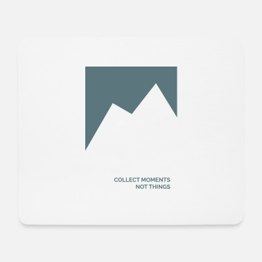 Collections Collect moments - Mouse Pad (horizontal)