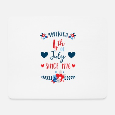Usa USA - Mouse Pad