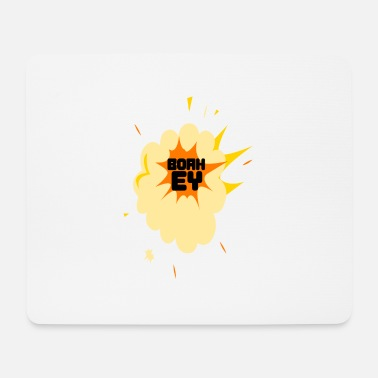 boah ey 2 - Mousepad