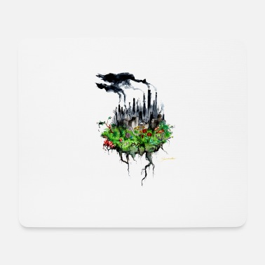 Spiritwalker Destruction First - Mouse Pad