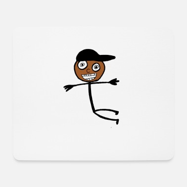 Kid In A Cap - Mouse Pad