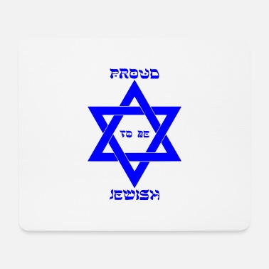 Jewess Proud Jew - Mouse Pad
