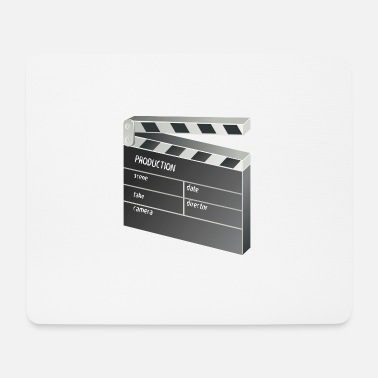 Flap Movie flap - Mouse Pad