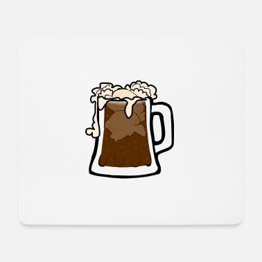 Pitcher beer pitcher - Mousepad