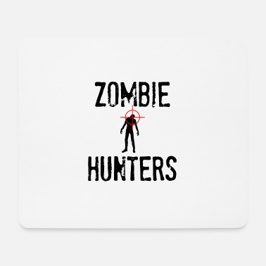 Zombie Zombie: Zombie Hunters - Mouse Pad