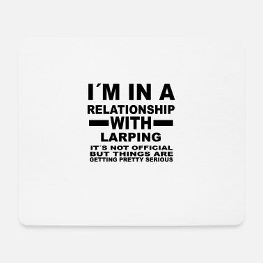 Larp relationship with LARPING - Mouse Pad