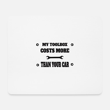 Mechanic MECHANIC: Mechanic Toolbox - Mouse Pad