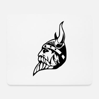 Wikinger wiking - Mousepad