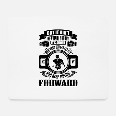 Forward boxing keep movin forward - Musmatta
