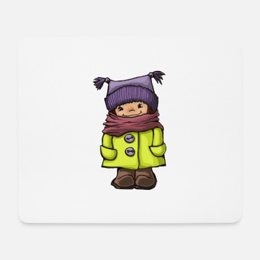 Winter winter - Mouse Pad
