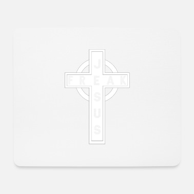 Jesus Freak JESUS FREAK - Mouse Pad