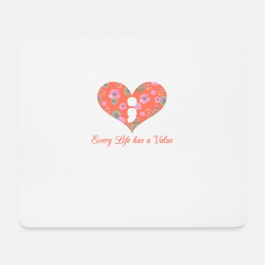 Mental Health Awareness Mental. Health. awareness - Mouse Pad
