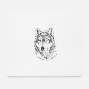 Bestsellers Q4 2018 Wolf - Mouse Pad