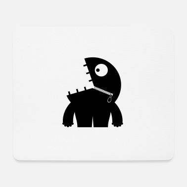 Collection For Kids Crunchy Kid - Space Monster Collection - Mouse Pad
