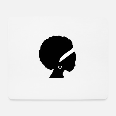 Afro Afro - Mousepad