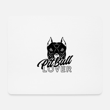 Dog Lover Pit Bull Lover Dog Dog Dog Lover Dog Lover - Mouse Pad
