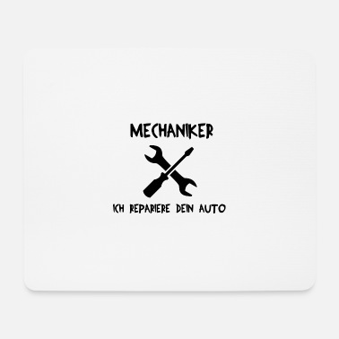 Mechaniker - Mousepad