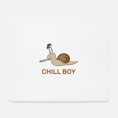 Chill boy - Mouse Pad