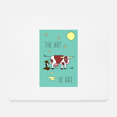 Art the ART OF ART - Mouse Pad