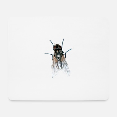 Fly fly - Mouse Pad