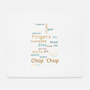 Song song - Mouse Pad