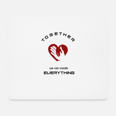 Together together - Mouse Pad