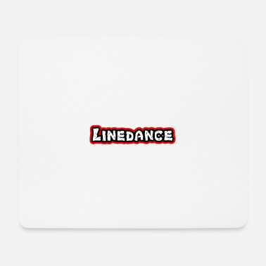 Countrymusic Linedance, western, countrymusic, gift, funny, - Mouse Pad