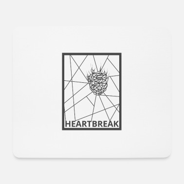 Heartbreaker Heartbreak - Mousepad