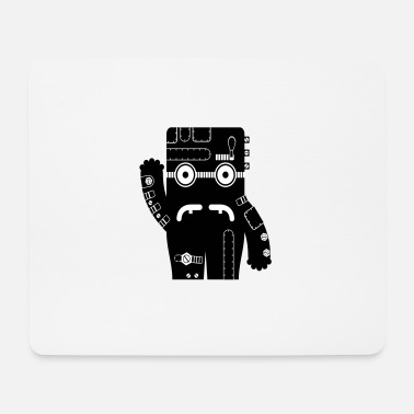 Collections Simon - Tech Monster Collection - Mousepad (Querformat)