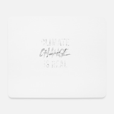 Climate Climate change is a climate climate disaster - Mouse Pad