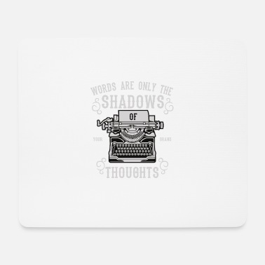 Schatten Shadows Of Thoughts2 - Mousepad (Querformat)