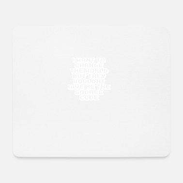 Source Source Code - Mouse Pad
