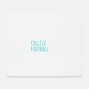 College Football Samedi Hayons College Football - Tapis de souris