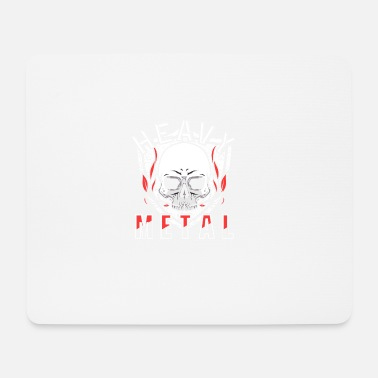 Heavy Heavy Metal - Tapis de souris