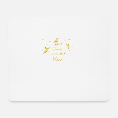 Kara fairy fairies fairy first name Kara - Mouse Pad
