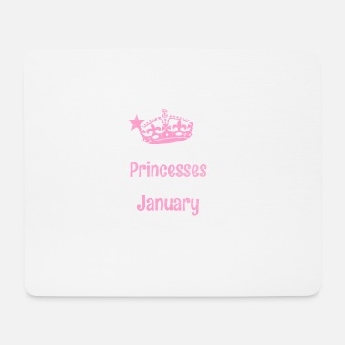 Eanf Real Princesses are born in # EANF # poison - Mouse Pad