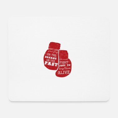 Box Boxer - Boxing gloves - Boxing - Boxing - Mouse Pad