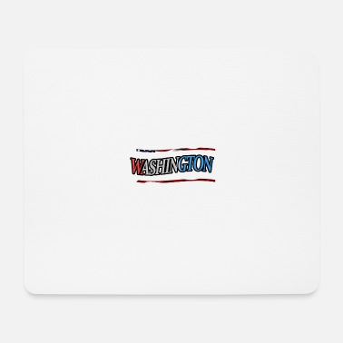Washington Washington - Mousepad