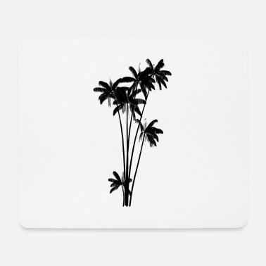 Palm Palm tree palm - Mouse Pad