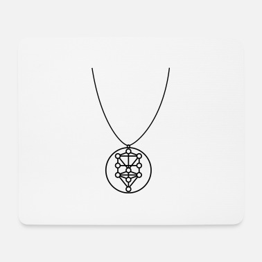 Kabbalah tree of life - Mousepad