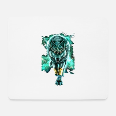 Mythical Mythical wolf - Mouse Pad
