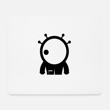 Collections Celine - Space Monster Collection - Mousepad (Querformat)