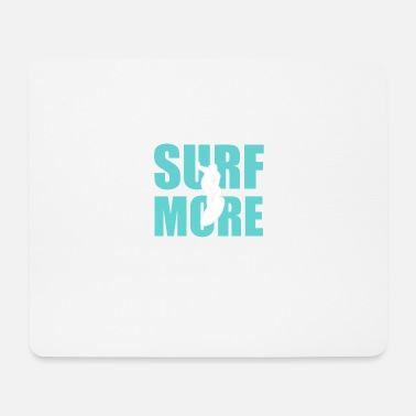 California Surf more - Mouse Pad