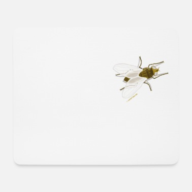 Fly The Fly - the fly - Mouse Pad