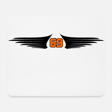Wing Wing Wings - Mouse Pad