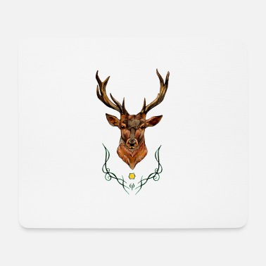 Spiritwalker King of the Forest - Mouse Pad