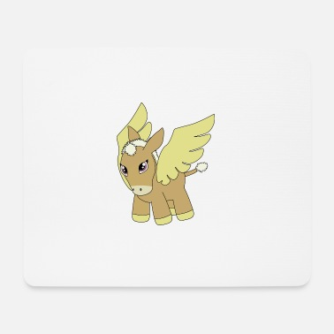 Pony pony - Mouse Pad